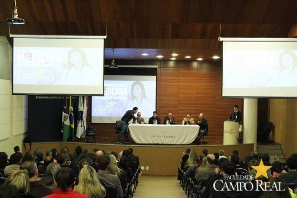 Vestibular de Medicina na Campo Real poderá ser já no início de 2016